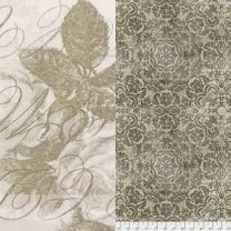 Tim Holtz Eclectic Elements Backing Fabric