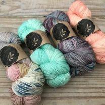 Olive Yarn Victoria Sock
