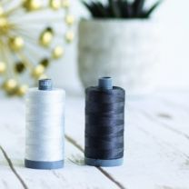 Aurifil Mako 28 weight