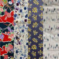 KOKKA Fabrics-Linen/Cotton Blend