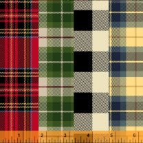 Dad Plaids-Windham Fabrics