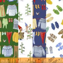 Winter Gnomes-Windham Fabrics