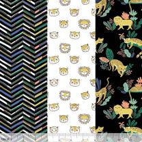 Lions and Tigers and More! - Blend Fabrics