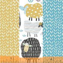 Bah Bah Baby by Jill McDonald