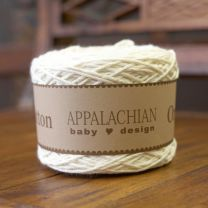 Appalachian Baby Design Organic Cotton 3 oz