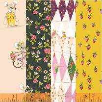 Trixie by Heather Ross - Windham Fabrics