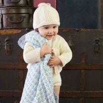 Campbell Blanket Kit-Appalachian Baby Design