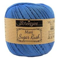 Scheepjes Maxi Sugar Rush-215 Royal Blue