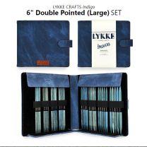 "Lykke Indigo 6"" DPNs - Large Set"