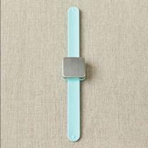 Cocoknits Maker's Keep-Teal Magnetic Bracelet