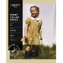 Penny Collar Dress-Liberty Fabrics Pattern