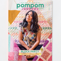 PomPom Quarterly Spring 2021 Issue 36