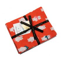 Ruby Star Society Flurry-Half Yard Bundle