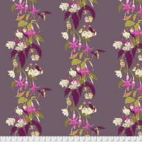 English Summer by Anna Maria Horner-Name Dropping in Fuchsia