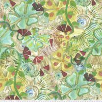 Art Excursions by Denise Burkitt-Drifting Petals