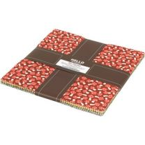 "Berry Season Complete Collection by Elizabeth Hartman 10"" Layer Cake"
