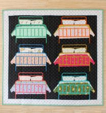 Amy Gibson Snooze Quilt Kit