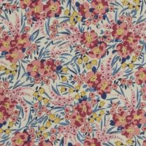 Swirling Petals A - Liberty London Tana Lawn