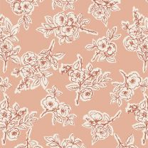 Rambling Rose Briar - Art Gallery Fabrics