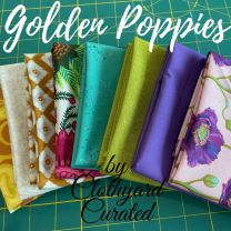 Golden Poppies-Clothyard Curated