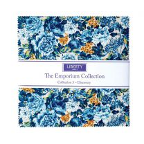 "Liberty London Emporium-Collection 3-10"" Stacker"