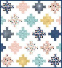 Simple Simon & Company Azure Skies Quilt Pattern