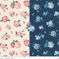 Liberty London Emporium-Regent Rose Prints