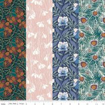 The Hesketh House by Liberty Fabrics