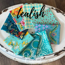 Tealish-Clothyard Curated