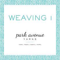 Weaving 1 - May 26