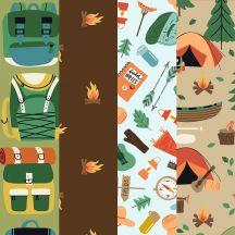 Camping Crew-RJR Fabrics