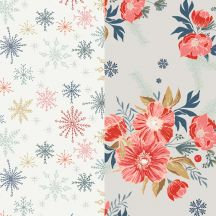 Cozy & Joyful Cotton - Art Gallery Fabrics