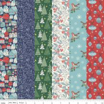 Festive Collection by Liberty Fabrics-Riley Blake