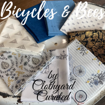 Bicycles and Bees-Clothyard Curated