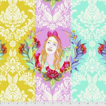 Alice - Curiouser & Curiouser - Tula Pink for Free Spirit Fabrics