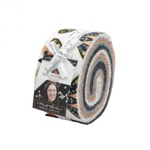 Dwell in Possibility Jelly Roll - Gingiber - Moda Fabrics