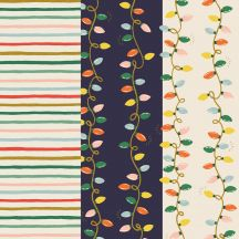 Holiday Classics-Stripes and Lights-Rifle Paper Company