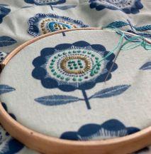 Embroidery I: Basic Stitches Needlepoint Book